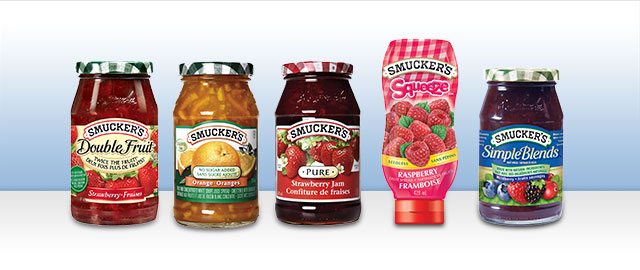 Smucker's® Fruit Spreads coupon