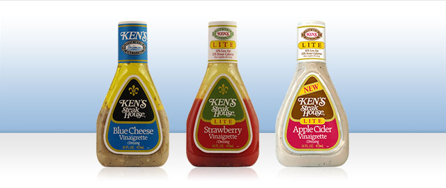 Select Ken's Vinaigrette Dressings coupon
