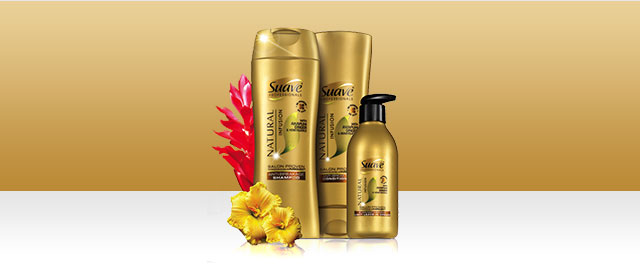 Suave Professionals® Natural Infusion products coupon