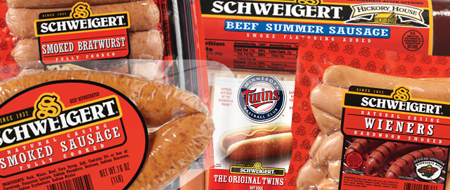 Schweigert Meats products coupon