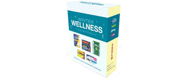 Get Sample: Winter Wellness Essentials Free Sample Box coupon