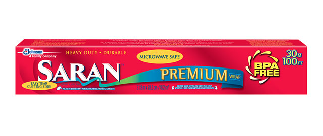 Buy 2: Saran™ coupon