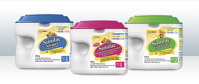 Select Similac products coupon