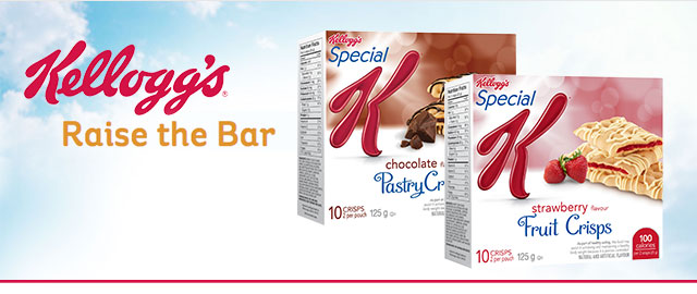 Special K* Pastry Crisps coupon