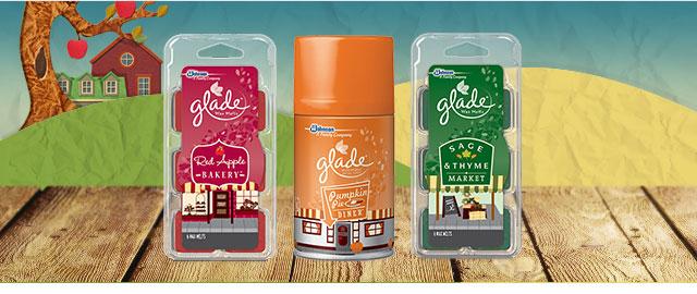 Buy 3: Glade® Refills coupon