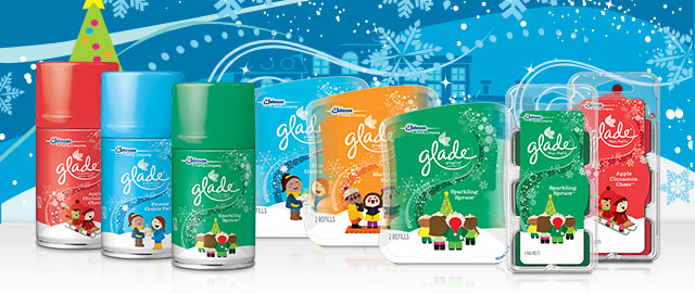 Buy 3: Glade® Refills coupon