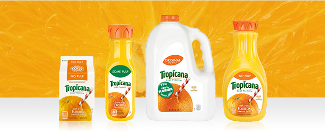 Tropicana Pure Premium  coupon