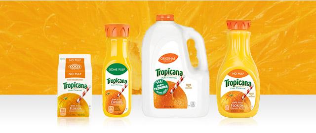 Tropicana Pure Premium  coupon