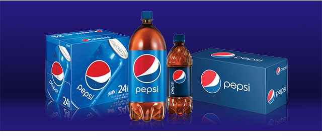 Select Pepsi products coupon