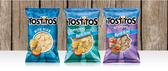 TOSTITOS® tortilla chips coupon