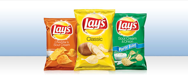 LAY'S® potato chips coupon