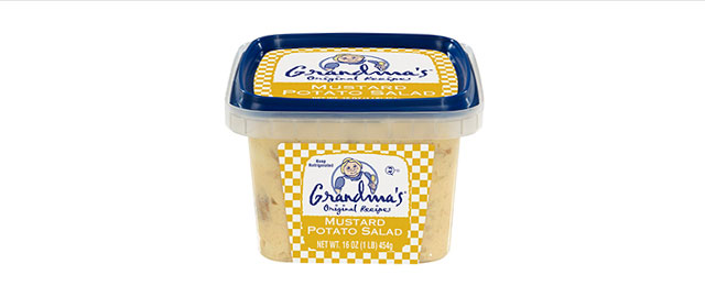 Grandma's Mustard Potato Salad coupon