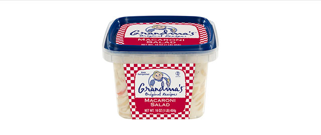 Grandma's Macaroni Salad coupon