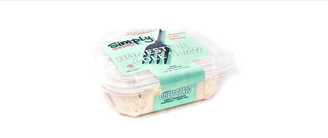 At Giant Eagle: Simply Sensible Homestyle Cole Slaw coupon