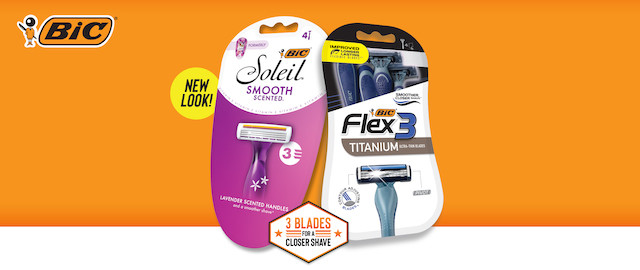 BIC Premium Shavers coupon