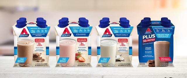 Atkins® Shakes 4-pack coupon