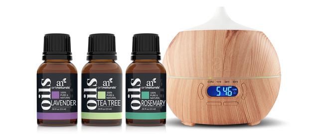 Buy 2: ArtNaturals Essential Oils coupon