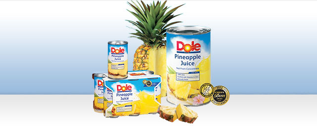 DOLE Pineapple Juice coupon