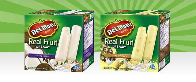 Select Del Monte Real Fruit Bars coupon
