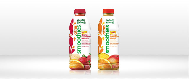 At Safeway: Florida's Natural Citrus Smoothies® coupon