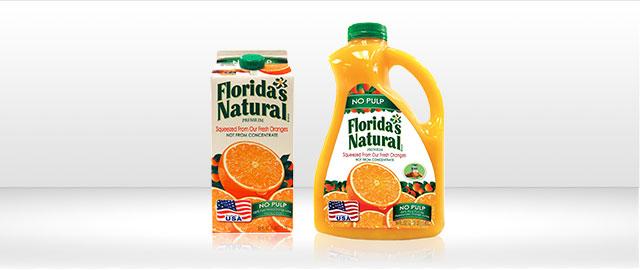 At Albertson's or Stater Bros.: Florida's Natural® Orange Juice coupon