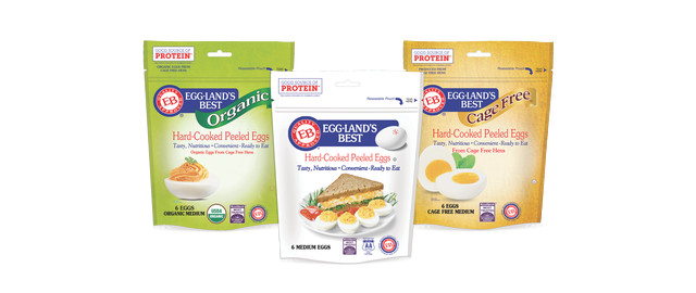 Eggland's Best Hard Cooked Peeled Eggs coupon