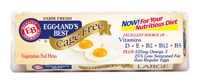 Eggland's Best Cage Free Eggs coupon