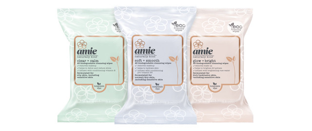 amie Cleansing Wipes coupon