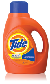 Tide products coupon