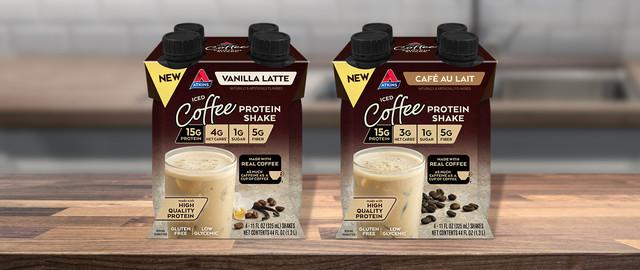 Atkins® Ice Coffee Protein Shakes coupon