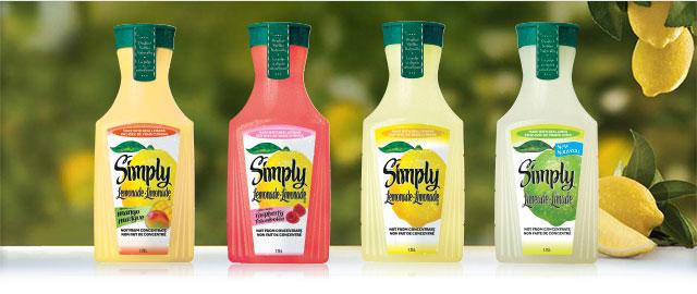 Buy 2: Simply Lemonade® 1.75L  coupon