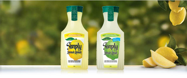 Simply Lemonade® 1.75L + Simply Limeade™ 1.75L coupon