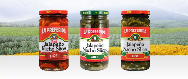 La Preferida Jalapeño Nacho Slices coupon
