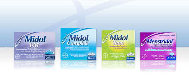 Midol® coupon