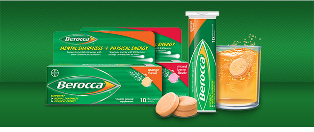 Berocca® coupon