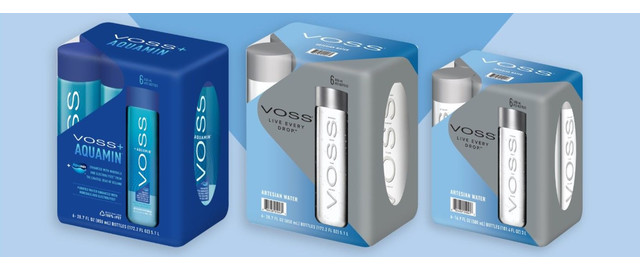 VOSS+ or Still and Sparkling Water Multi-Packs coupon