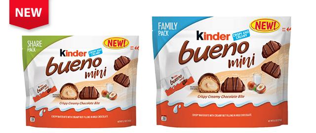 Kinder Bueno® Mini coupon