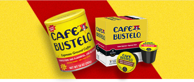 Café Bustelo® products coupon