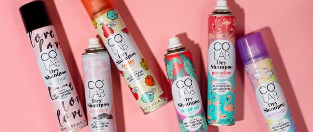 COLAB Dry Shampoo  coupon