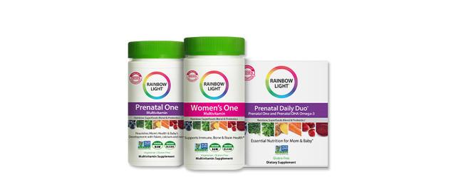 Rainbow Light Vitamins coupon