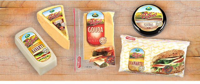 Arla Dofino® Cheese coupon