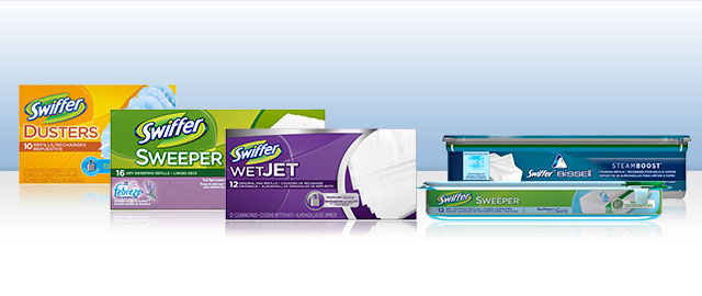 Recharges Swiffer coupon