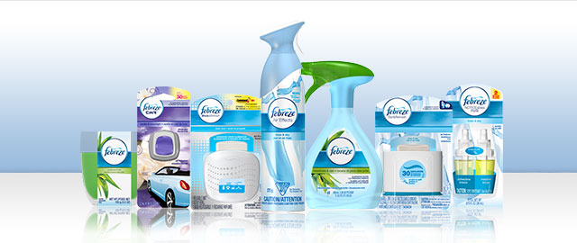 Febreze products coupon