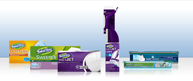 Swiffer Starter Kits coupon
