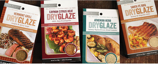 Urban Accents® Dryglaze™ Grilling Rubs coupon