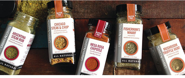 Urban Accents® Spice Blends coupon