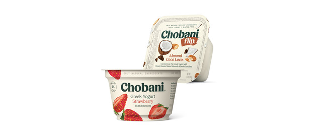 Buy 5: Chobani® Single Serve Yogurt coupon