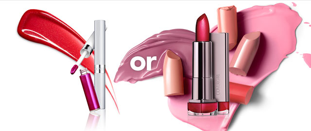COVERGIRL LipPerfection products or Outlast Lip products  coupon