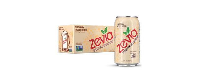 Zevia Creamy Root Beer coupon