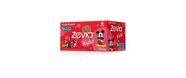 Zevia Kidz coupon
